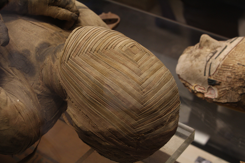 The Perfumed Mummy (Egypt Part IV) – Death/Scent