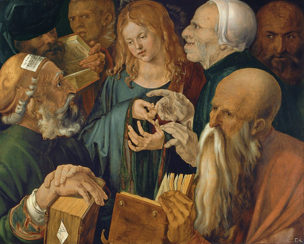1280px-Albrecht_Dürer_-_Jesus_among_the_Doctors_-_Google_Art_Project