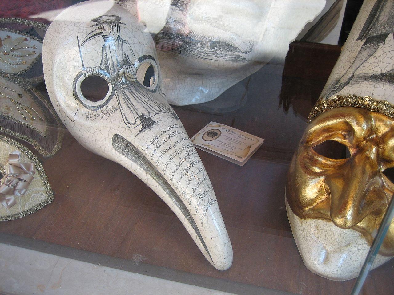 Beak_doctor_mask